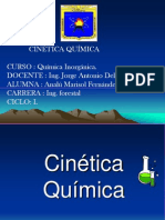 CINETICA QUIMICA 2009