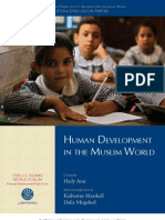 Human Development in the Muslim World