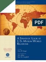 A Strategic Look at U.S.-Muslim World Relations