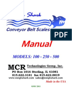 Manual Weigh Shark