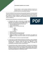Licenciamiento Ambiental en El Ecuador