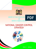 Kenya National Cancer Control Strategy