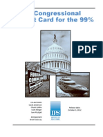 Inequality Report Card 2012 - Institute For Policy Studies