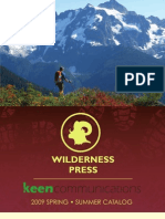 Wilderness Press Catalog SprSum2009