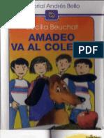 Amadeo Va Al Colegio