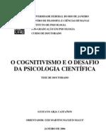 O COGNITIVISMO E O DESAFIO  DA PSICOLOGIA CIENTÍFICA GustavoArjaCastanon.pdf