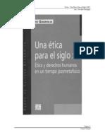 01 - Guariglia, Osvaldo - Una Ética Para el Siglo XXI