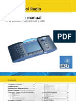 ECoSRadio Control ESUKG en User Manual Edition I December 2009 eBook 03
