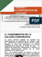 Cultura Empresarial Unidad 2