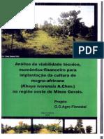 Mogno Africana Analise de Viabilidade[1]
