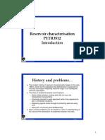 Caracterizacion de Los ReservoriosPETR3512Lectures1sl1-24