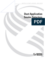 Duct Apllication_smoke Detectors