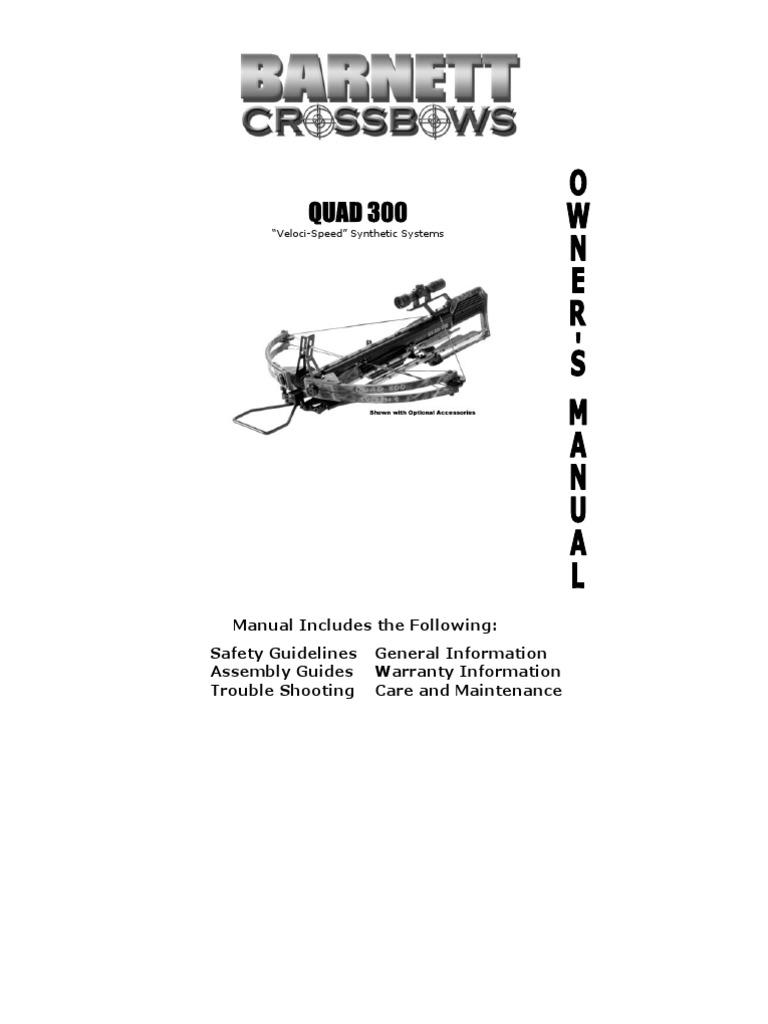 Barnett Quad 300 | Arrow | Telescopic Sight