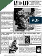 Daily LCF Programme LCF 2013