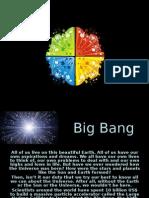 Big Bang and the Large Hadron Collider