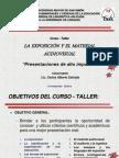 La Exposicin y El Material Audiovisual 1206324444280878 3