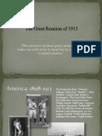 John Heiser-The Great Reunion of 1913