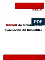 (MANUAL DE SIMULACRO DE EVACUACIÓN) - copia