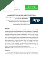 ENFERMEDAD INFLAMATORIA CRÓNICA INTESTINAL