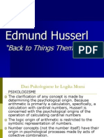 Ed Husserl