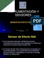 Sensor de Efecto Hall 2010 2011