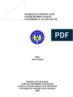 PENGEMBANGAN BAHAN AJAR PAI SMP.pdf