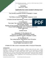 Kaneekaneet & Associates Appeal 2009[1]
