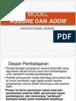 Handout Model Assure Dan Addie