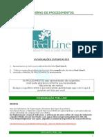 Caderno de Procedimentos Peel Line