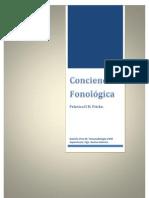 Trabajo de Conciencia Fonologica
