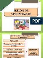 Sesión de aprendizaje - Pautas