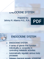 Endocrine System - for Nurses Review