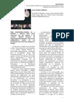 "Reseña Académica Libro ""La Compañía Explotadora de Isla de Pascua"" (2011), Revista RAMPAS XIV (Universidad de Cádiz) (Págs. 169-173)"