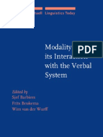 Barbiers,Et.al.2002.Modality and Its Interaction With the Verbal System