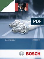 Bosch Sondas Lambda Catalogo