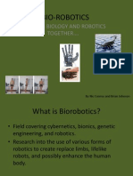 Bio Robotics