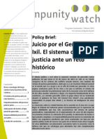Policy Brief Ixil