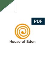House of Eden Brand Manual