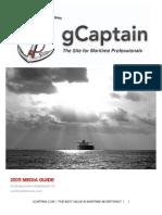 gCaptain 2009 Media Guide