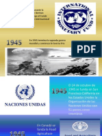 Linea Del Tiempo Globalizacion