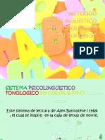 Metoodo Psicolinguistico en Fonologico en Colores
