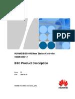 BSC Product Descrip!Ion(V900R008C12_04)