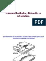 5.1-Tensiones Residuales y Distorsion
