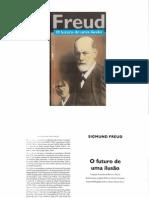 FREUD, Sigmund - O futuro de uma ilusão (escaneado)