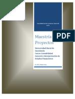 Primeras 5 Clases Contabilidad General e Interpretacion de Estados Financieros