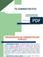 Organizacao Da Administracao Publica