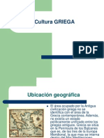 Cultura Griega
