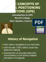 GPS Basic Concepts