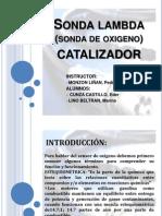 H-Catalizador y Sonda Lambda (Tipo Circonio)