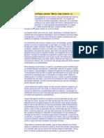 Texto de José Ortega y Gasset